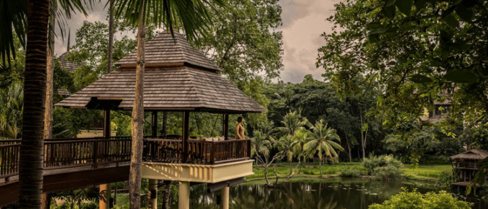 Four Seasons Resort Chiang Mai, Tailandia 1