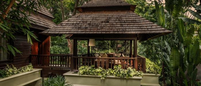 Four Seasons Resort Chiang Mai, Tailandia 4