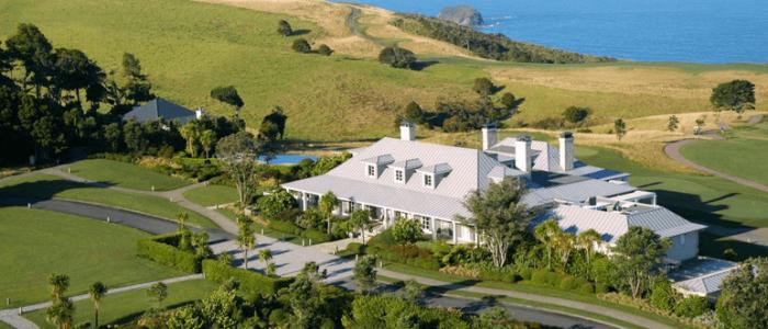The Lodge at Kauri Cliffs, Nueva Zelanda 1/7