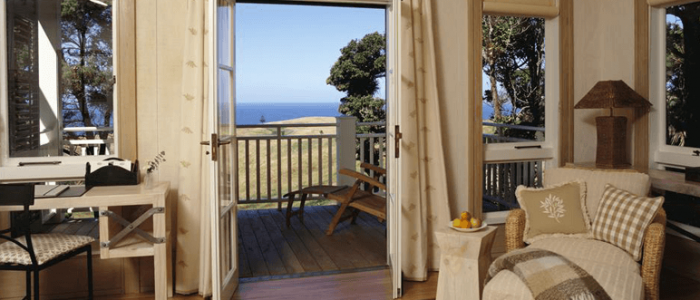 The Lodge at Kauri Cliffs, Nueva Zelanda 5/7