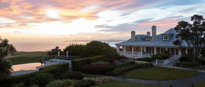 The Lodge at Kauri Cliffs, Nueva Zelanda 6/7