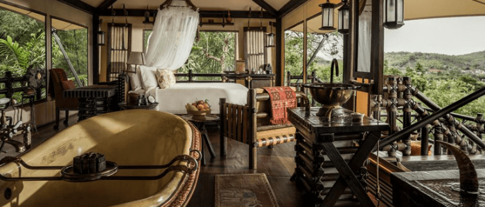 Four Seasons Tented Camp Golden Triangle, Tailandia 2/7