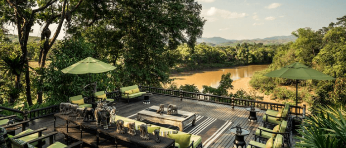 Four Seasons Tented Camp Golden Triangle, Tailandia 3/7