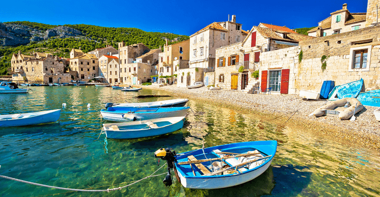 Los Balcanes, Croacia