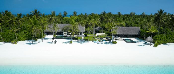 One&Only Reethi Rah, Maldivas 1/7
