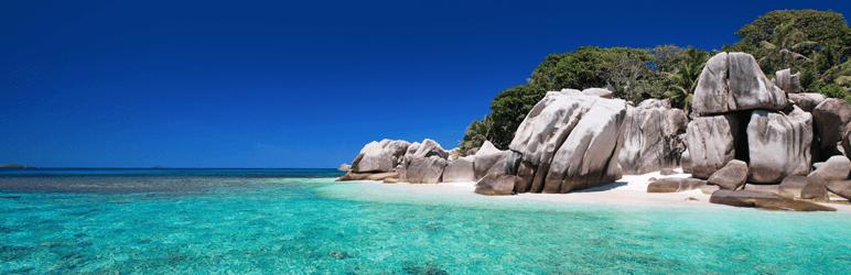 Praslin yLa Digue, Seychelles