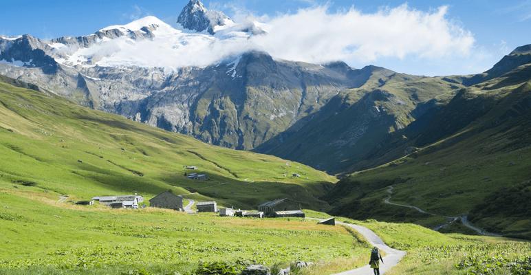Senderos del Mont Blanc